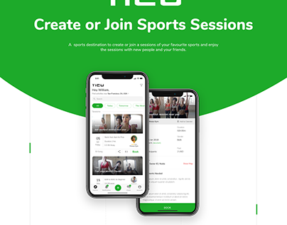 YICU - Join Sports Activity Anywhere