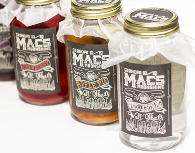Grandpa Mac's Moonshine