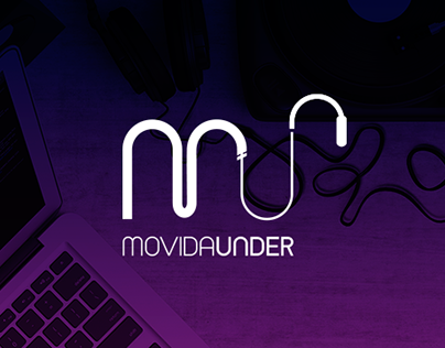 Identidade Visual // MovidaUnder