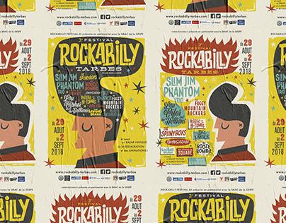 Rockabilly Tarbes Festival