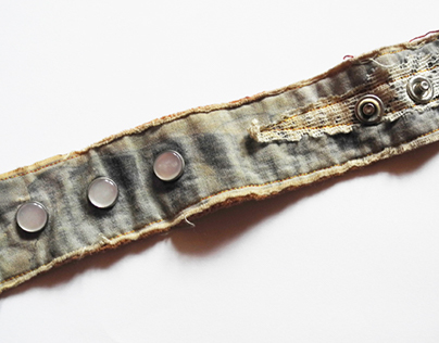 Sewn Bracelets