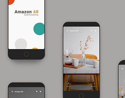 Amazon AR Concept