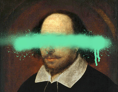 Shakespeare Museum Poster