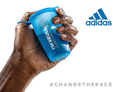 adidas reusable cup | #changetherace
