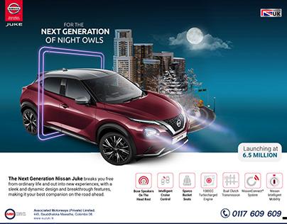 Nissan Juke - The Next Generation