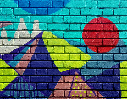 Living Mural Lambeth