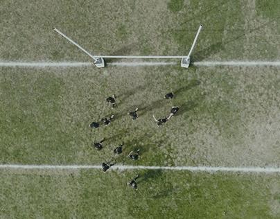 Renault Duster vs Rugby Scrum