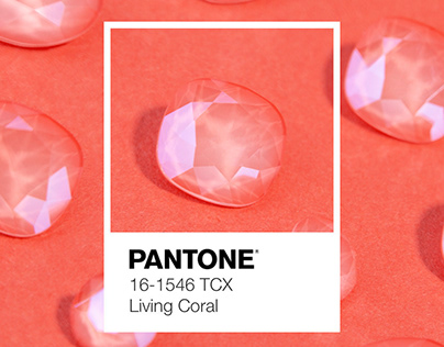 Crystal Living Coral