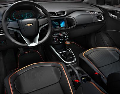 CMF | Color&Trim - Chevrolet Onix and Prisma