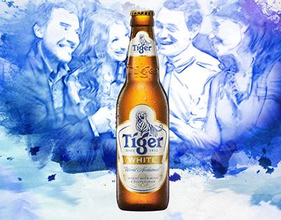 Tiger White Product Dramatization