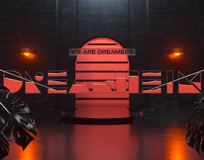 Dreamheim Studios Logo Simulations