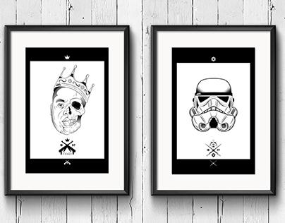 JSK: A Poster Series