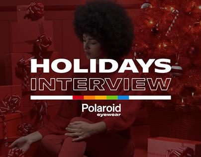 Polaroid | Holidays Interview [TBWA\Italy]
