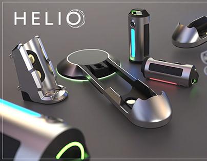 Helio: EV charging ecosystem