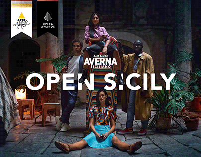 AVERNA Open Sicily - Global Campaign