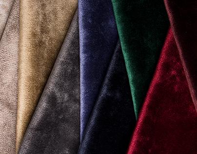 LUSTROUS Velvet | KOKET Textiles
