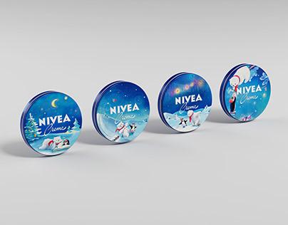 Nivea Crème limited edition