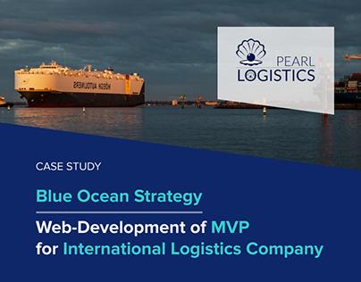 Web-Development for International Logistics Company