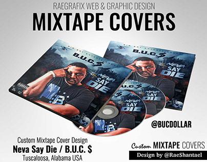 Mixtape Cover - BUC$