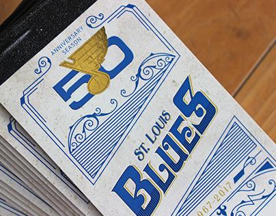 St. Louis Blues 16-17 Season Tickets