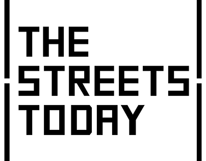 http://TheStreets.Today logo design
