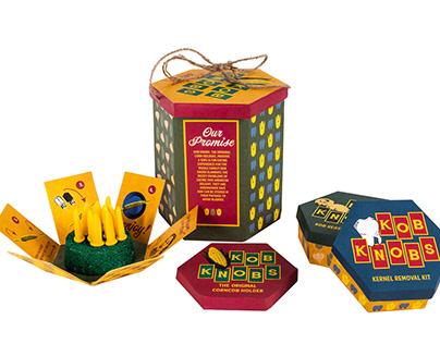 Packaging Design: Kob Knobs