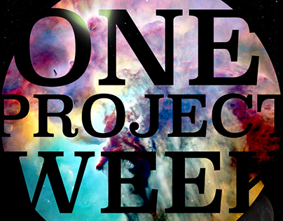 [A bit of All] One Project per Week