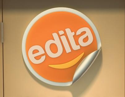 EDITA Corporate campaign - Concept art