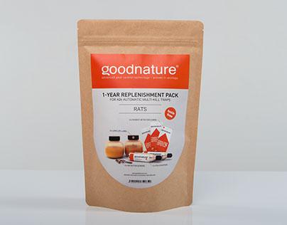 Goodnature: 1-Year Replenishment Packs