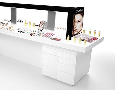 Calvin Klein Makeup Bar