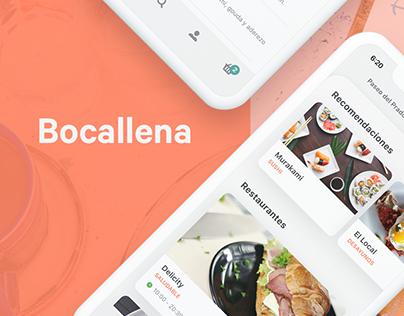 Bocallena iOS App