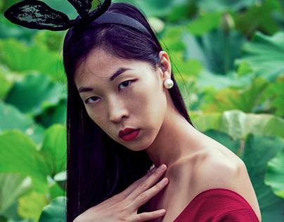 Cissy Zhang Editorial