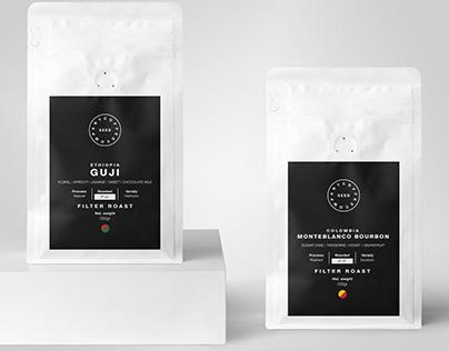 Seed Coffee Company.