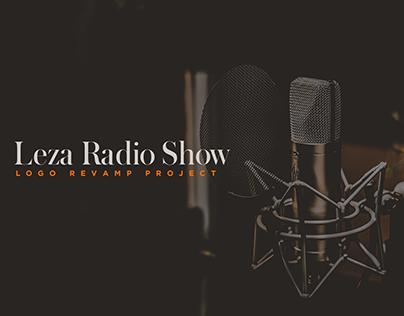 Leza Radio Show Logo Revamp Project