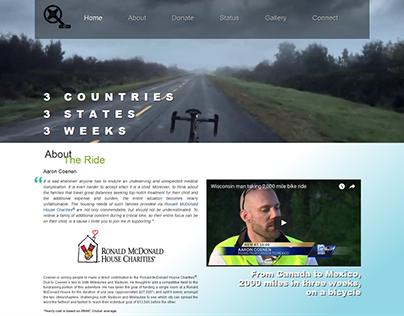 Ride4RMHC.com
