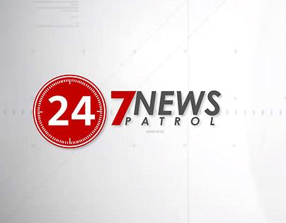 OBB Project : 24/7 NEWS