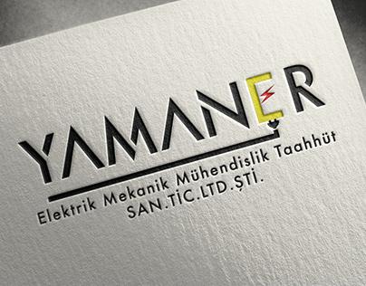 Yamaner Elektrik Şirketi Logo/KurumsalK.-(2020)