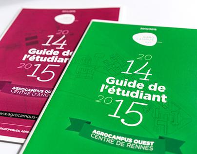 Guides de l'étudiant