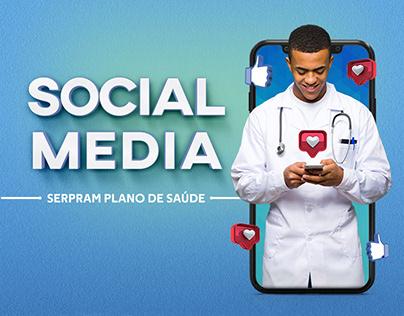Social Media - Serpram - Planos de saúde