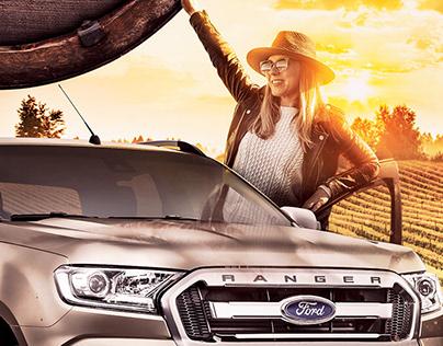 Ford Monza | Produtor Rural