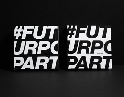 #FuturPopArt Book Design
