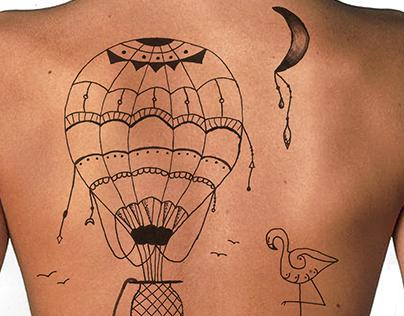 Illustration Tatoo