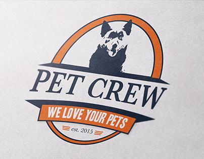 Logo + Branding - Pet Crew