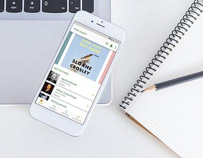 Book Lending App