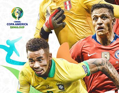 COPA AMÉRICA BRASIL 2019 - CONMEBOL