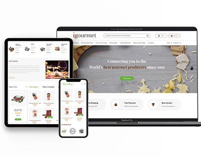 Magazin Online Alimentar