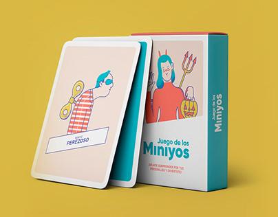 El juego de los Miniyos