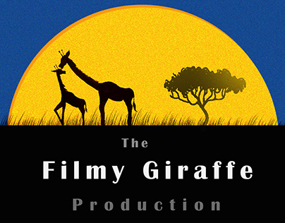 The Filmy Giraffe Production Intro Animation