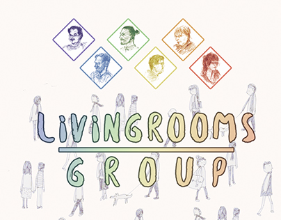Print: Livingrooms Group Flyer