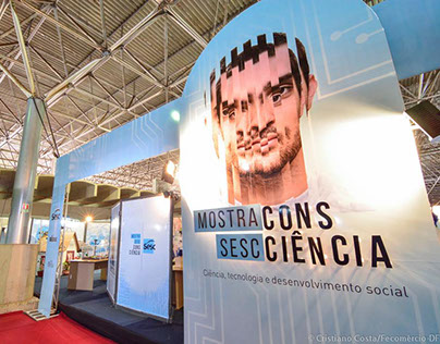 Exposição Mostra Sesc Consciência